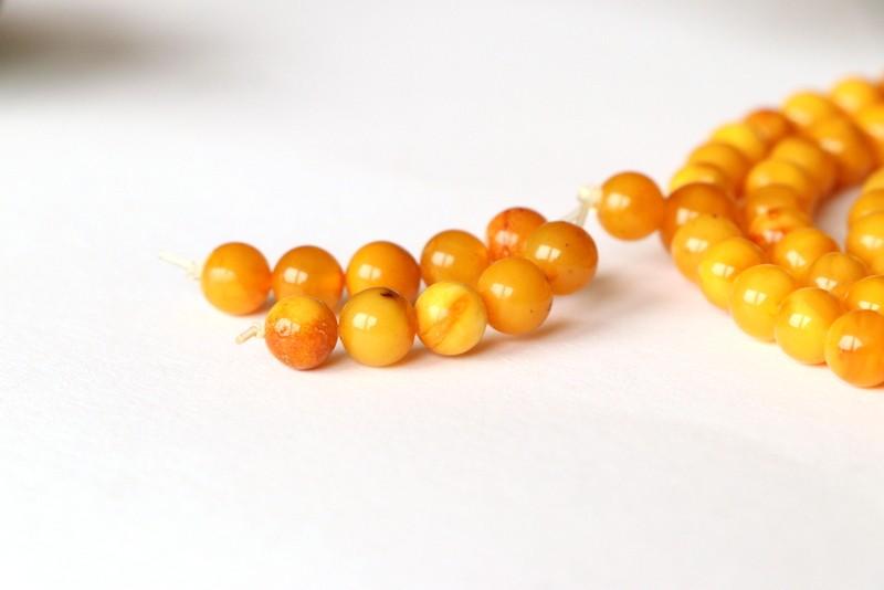 Tibetan Buddhist amber...